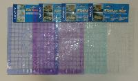 "11.5""x9.5"" Clear Sink Mat [Assorted Tints]"